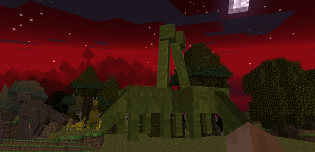 Instead of Going to The Nether