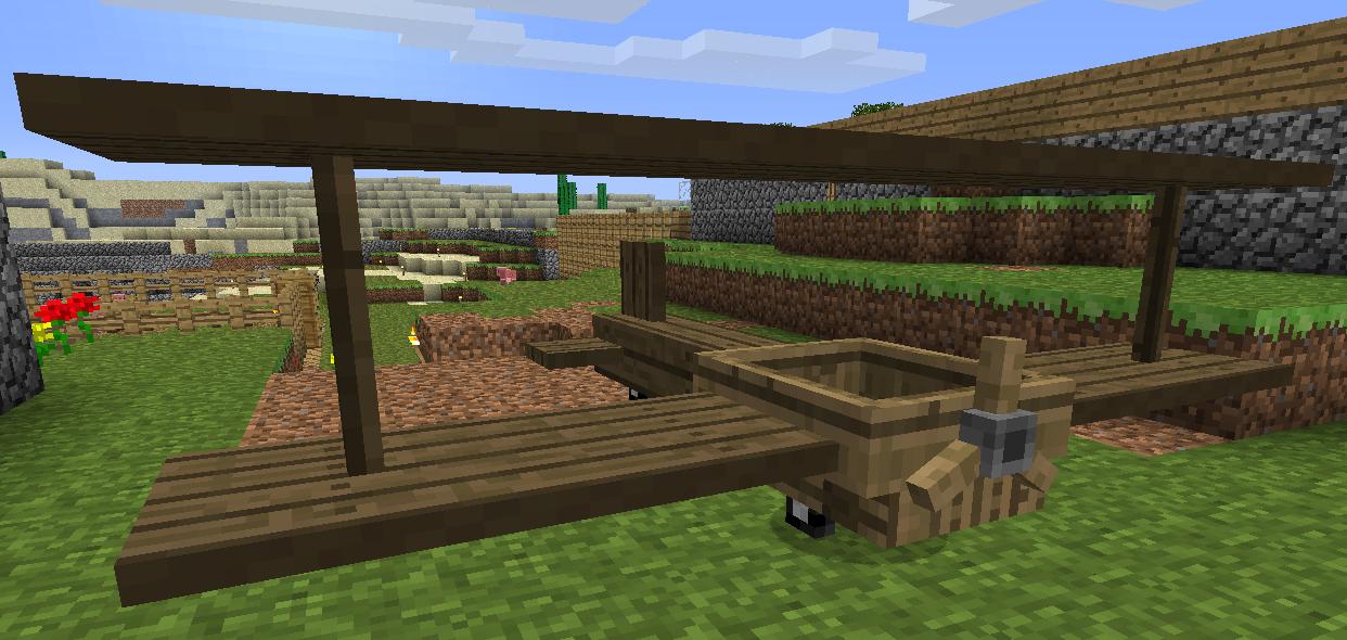 Скачать Transportation для Minecraft 1.7.10