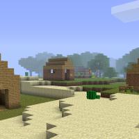 Millenaire NPC Village Minecraft Mod