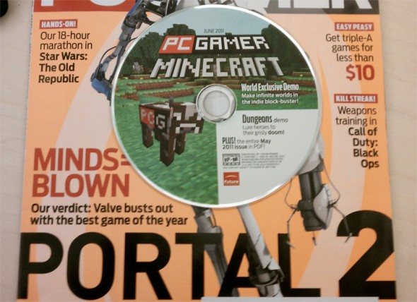 how to get minecraft demo for free