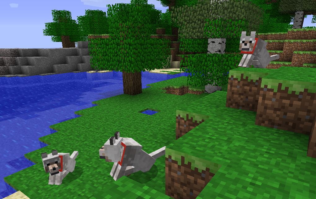 How To Tame A Wolf In Survival Craft