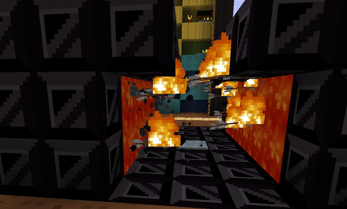 Redstone Surviving Minecraft Adventures Wiring Vertical Wish