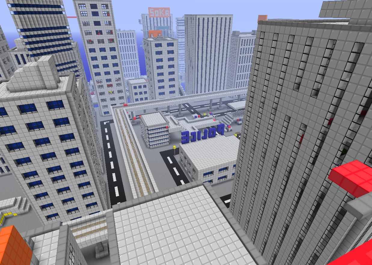 Mirror's Edge Minecraft Map Download   Surviving Minecraft ... on