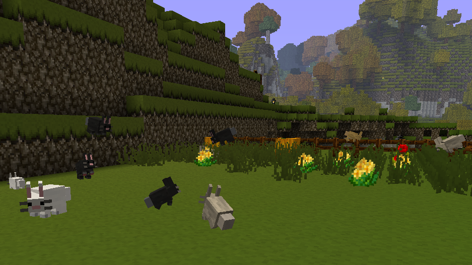 Too Many Bunnies In Mocreatures How To Stop The Bunny Spawn