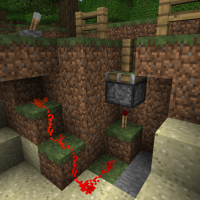 How To Make A Powered Minecraft Piston Gate