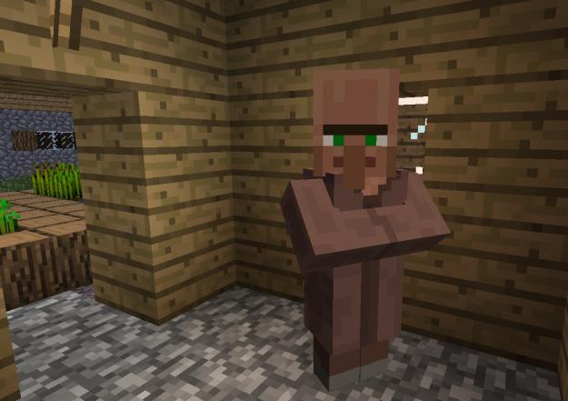 minecraft 1.9 npc villager