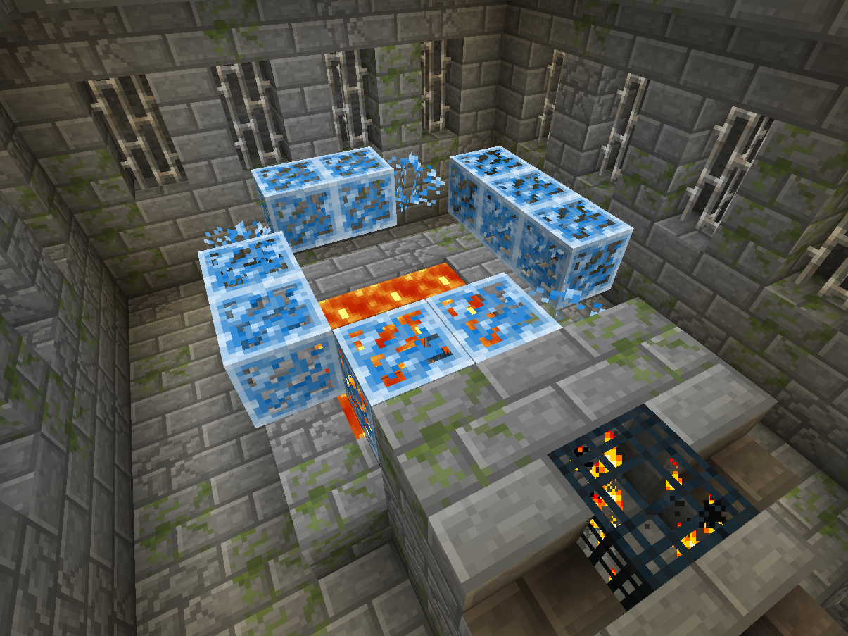 what are strongholds in minecraft