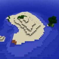 Original Survival Island Minecraft Map Download