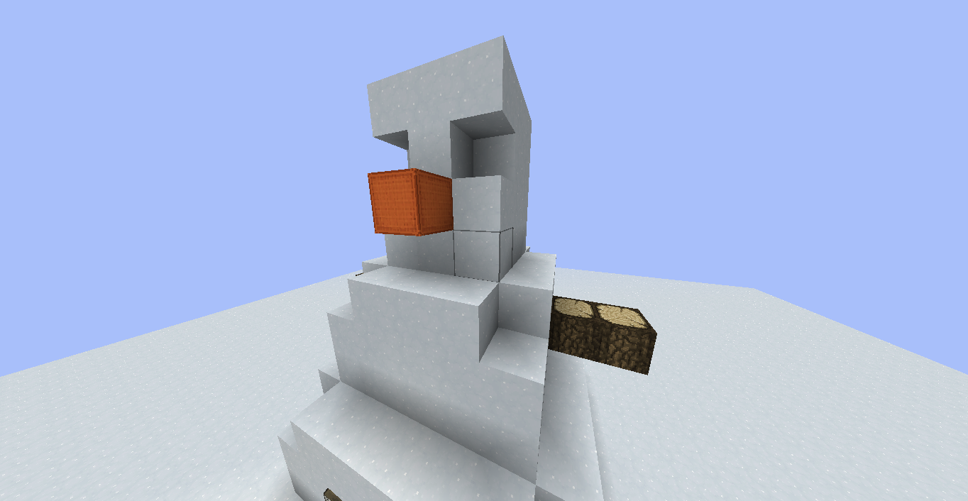 how to stop snow in minecraft