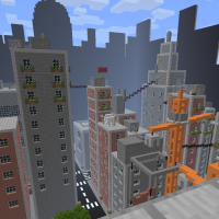 Assassination, Minecraft Parkour / Adventure / Multiplayer Map Download