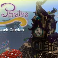 Pastry Pirates, A Clockwork Garden Minecraft Adventure Map Download
