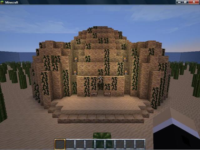 minecraft maze maps download