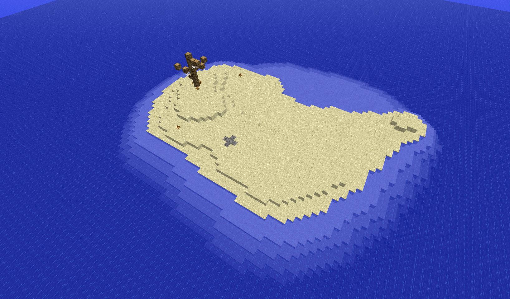 Survival Island Reborn Minecraft Map Download | Surviving Minecraft ...