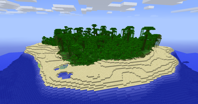 Jungle survival island minecraft survival map download surviving jungle survival island minecraft survival map download at gumiabroncs Gallery