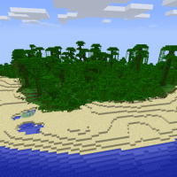 Jungle Survival Island Minecraft Survival Map Download