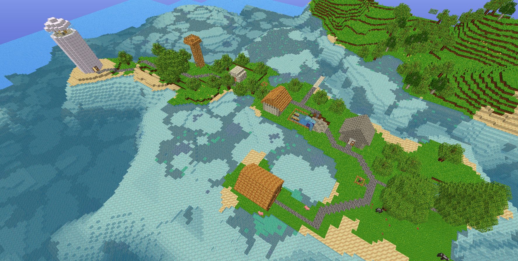 Marvellous Inspiration Minecraft World Map My MAP DOWNLOAD YouTube ...