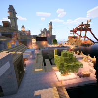 Assassin's Creed Minecraft Parkour Adventure Map (Download + Review)