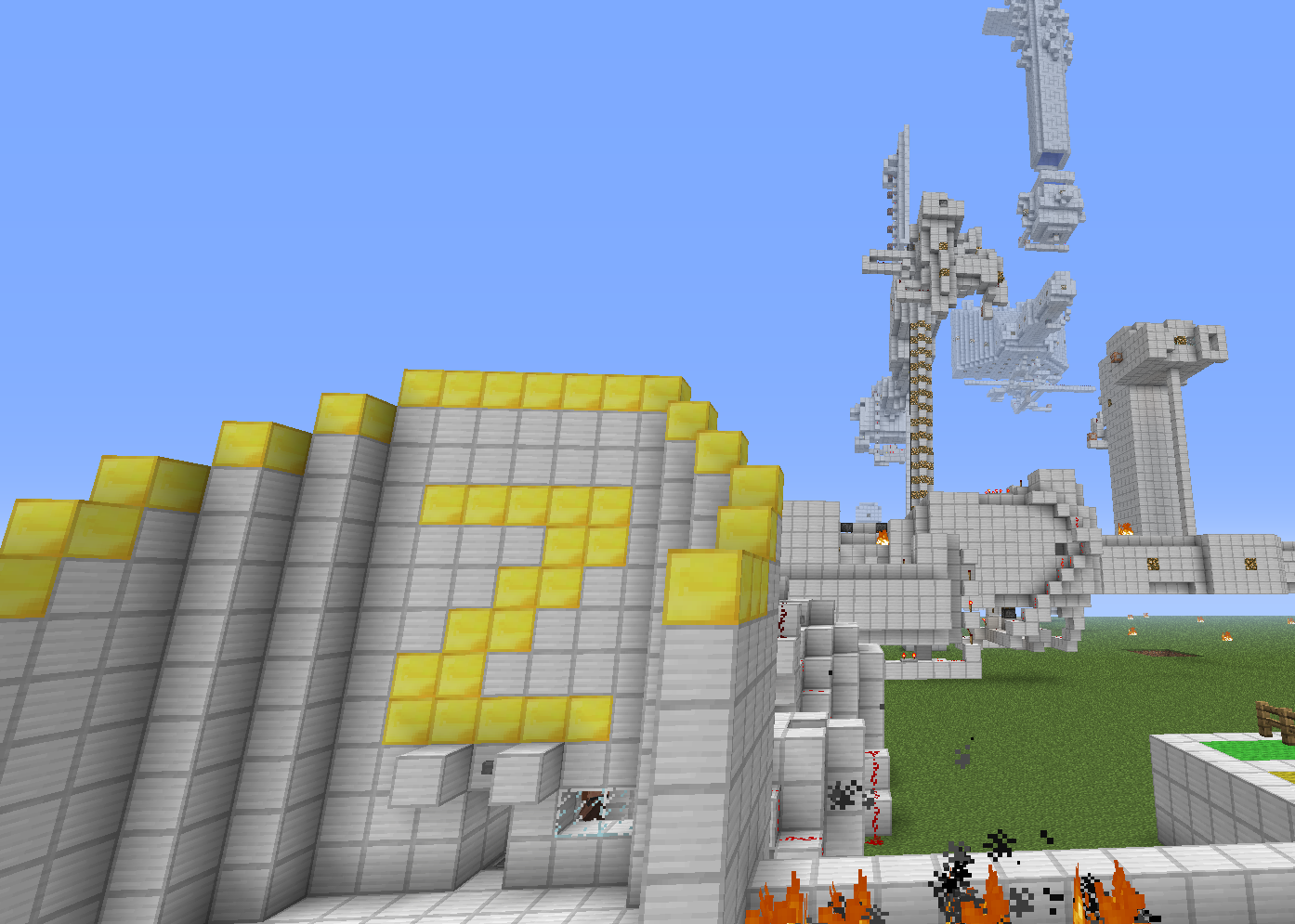 This is a Complex Minecraft