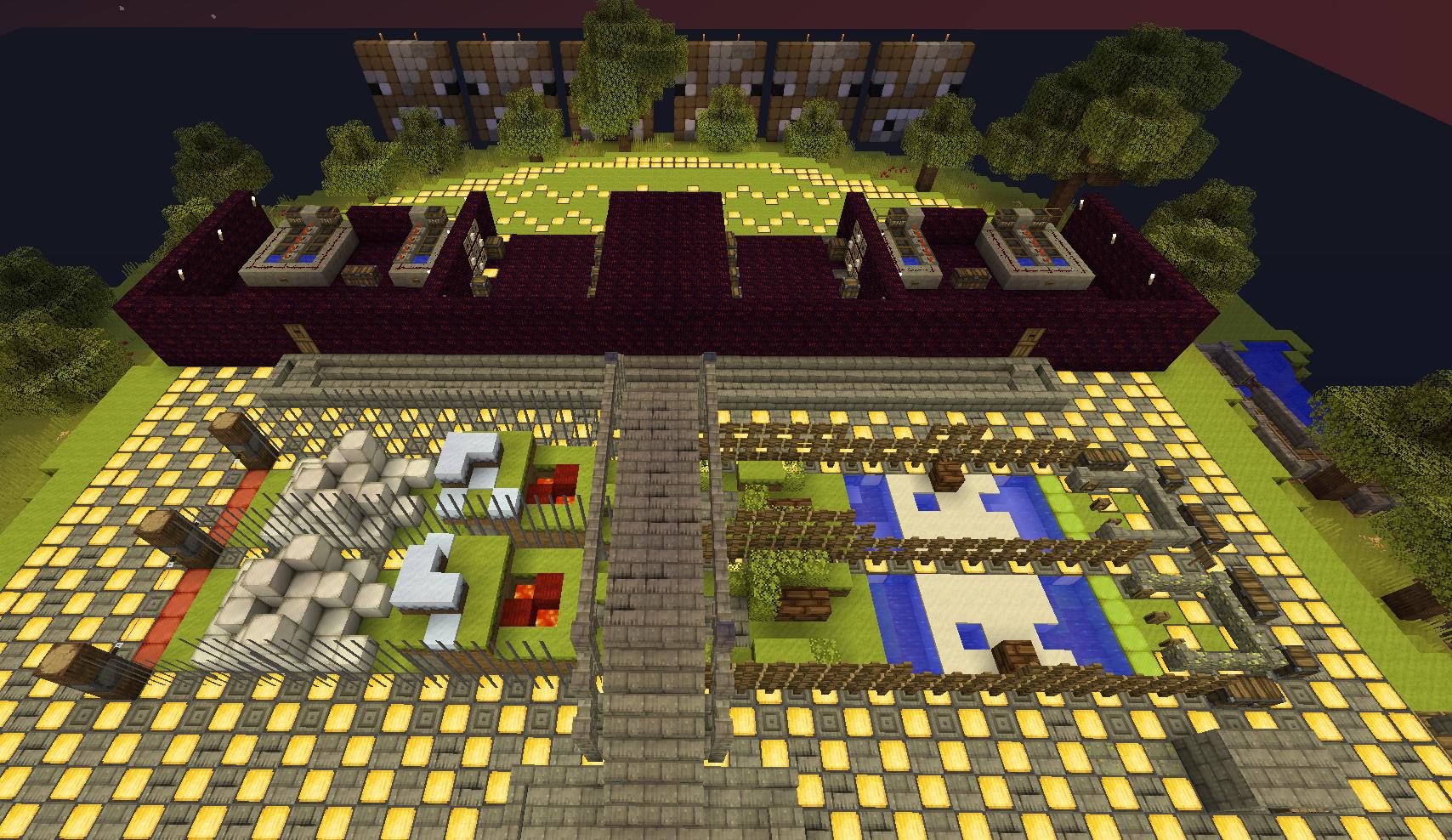 Скачать Карту для Мультиплеера Minecraft