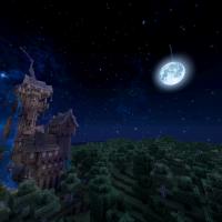 Minecraft Better Skies Mod