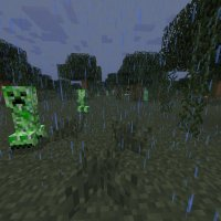 Swampcore, Minecraft Superflat Survival