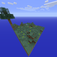 Sky Chunk, Minecraft Sky Survival Map Download