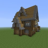 How To Build Good Looking Minecraft Houses | Detailed Minecraft Builds