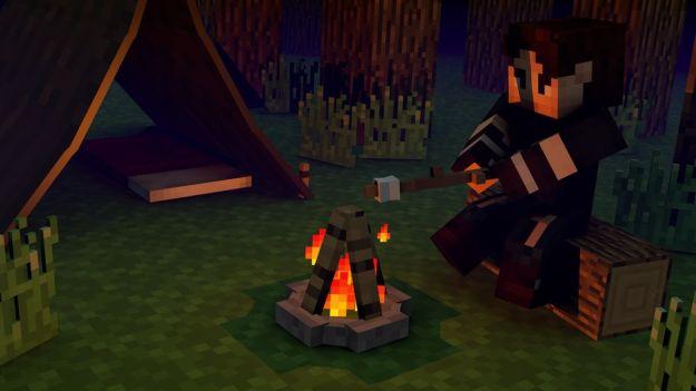 minecraft camping mod