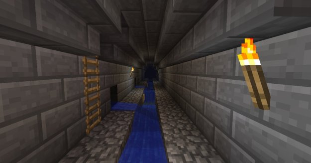 minecraft multiplayer sewer build