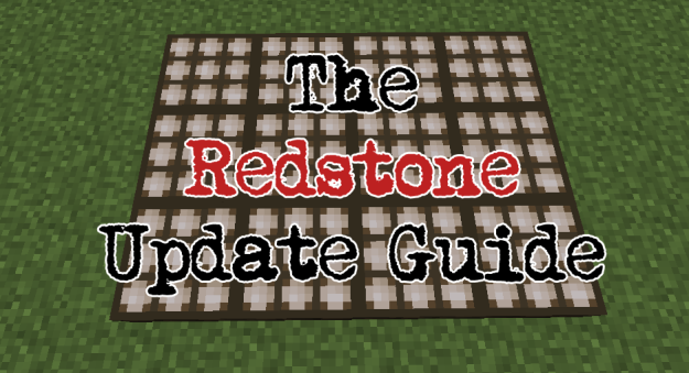 wordpuncher's minecraft redstone update guide