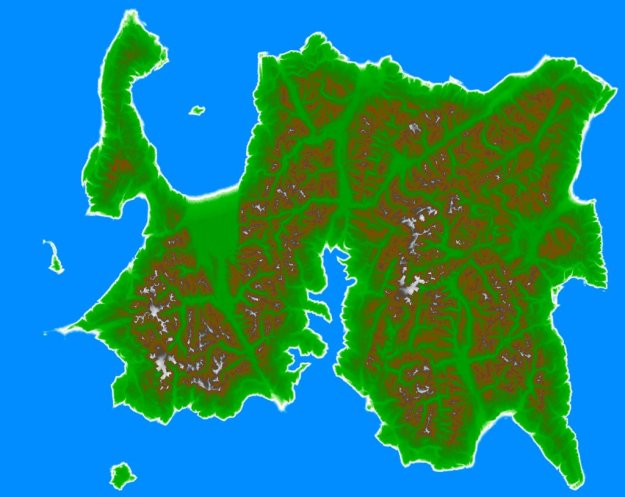 minecraft realistic map download