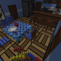 Life Size House Minecraft Map Download