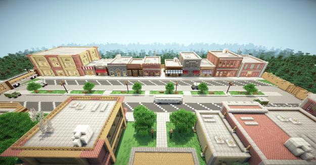 minecraft walking dead map download