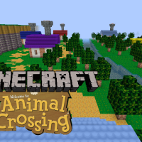 Animal Crossing In Minecraft