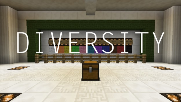 diversity minecraft multi map