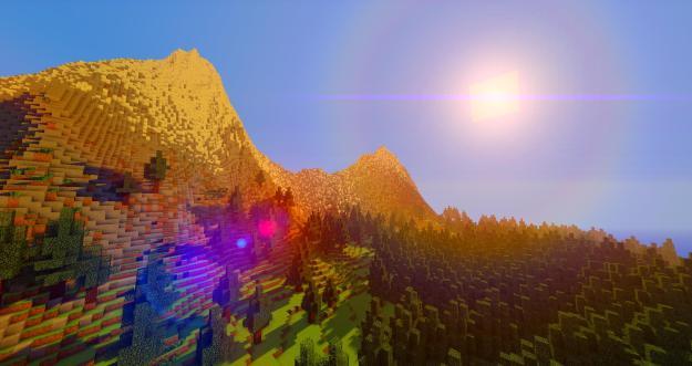 minecraft rocky mountain download