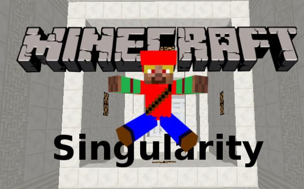 minecraft singularity map download